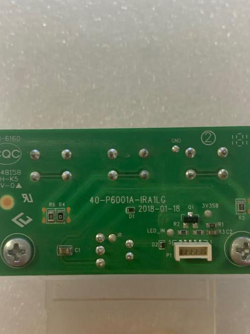 TCL 55S515 Key Controller IR Sensor Board 40-D6001A-IRD1LG
