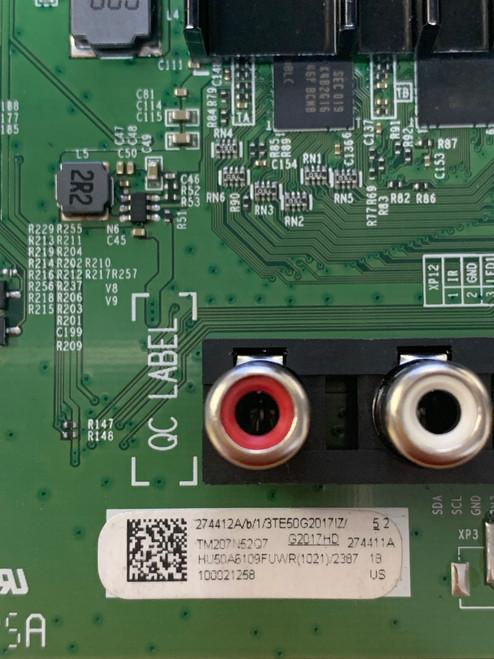 ONN 100021258 Main board RSAG7.820.10140/ROH / 274412 / 274411