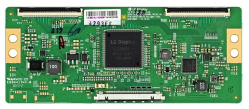 LG 6871L-4293F (6870C-0647A) T-Con Board for 55E5500UG