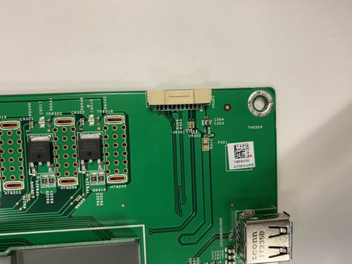 Kit Vizio E43-E2 Main board 755.02401.000 / 056.04130.6051G  / 55.43T10.C03