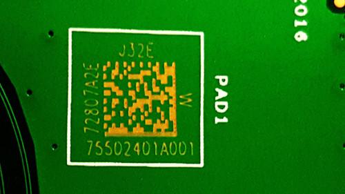 Vizio E55-E2 Main board 748.02410.0021 / 755.02401.A001