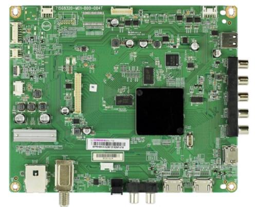 Vizio D43F-E1 Main board 715G8320-M01-B00-004T / 756TXHCB02K015