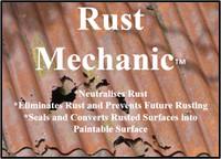 Rust Mechanic - Rust inhibitor & converter