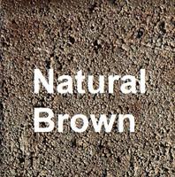 biosymph - Paver Strike Through - Natural Brown colour