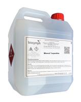 Biosymph Ltd - 4ltr Mineral Turpentine