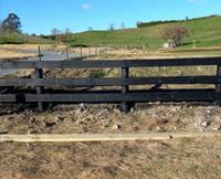 Water Based Fence Paint - Vanta Black
