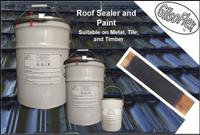 GilsoFlex Roof Sealer and Paint