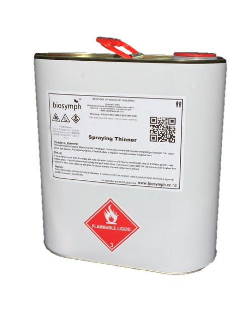 ClimoPlate - Spraying Thinner