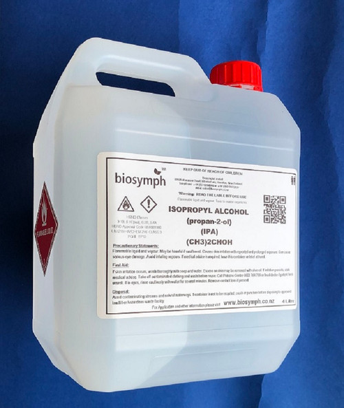 Biosymph Ltd - 4ltr Isopropyl Alcohol