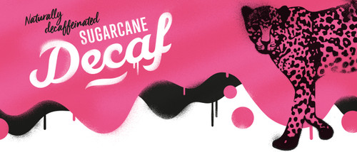 Sugarcane Decaf Espresso. Ethically sourced and fully traceable speciality coffee.
