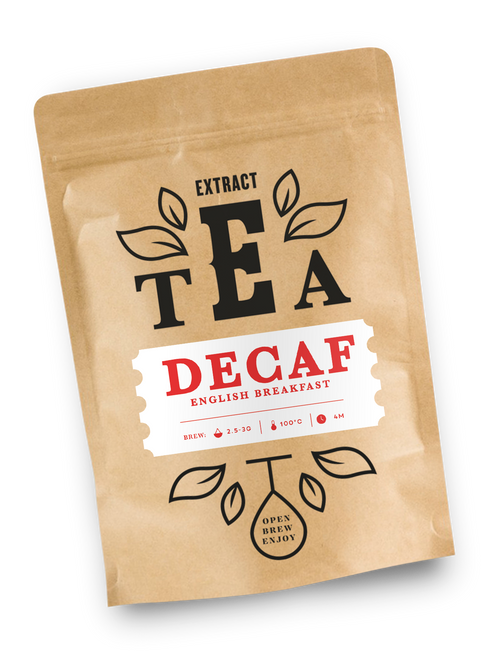 Extract Tea - Decaf Breakfast Tea