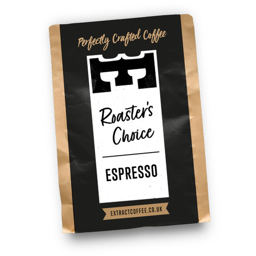 Extract Coffee - Roaster's Choice - Espresso - New Coffee Every Month