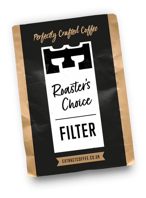 Extract Coffee - Roaster's Choice - Filter - New Coffee Every Month