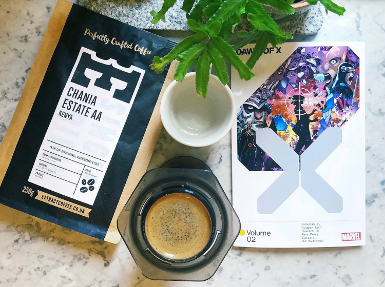 Extract Coffee Roasters Home Coffee Delivery