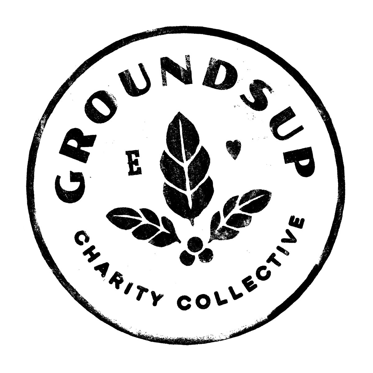 Grounds Up Charity Logo