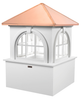 Good Directions Smithsonian Vinyl Arlington Cupola - 26in. square x 37in. high