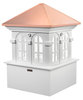 Good Directions Smithsonian Vinyl Chesapeake Cupola - 26in. square x 37in. high