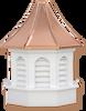 Cupola - Azek Kingston - Gazebo - 42Lx42Wx79H
