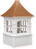 Cupola - Fairfield 30Lx30Wx60H