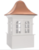 Good Directions Smithsonian Rockville Vinyl Cupola 26in. square x 42in. High