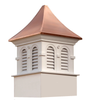 Good Directions Smithsonian Columbia Vinyl Cupola 26in. square x 43in. High