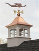 Good Directions Greenwich Vinyl Cupola 36in. square x 56in.  high