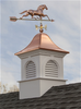 Good Directions Ridgefield  Vinyl Cupola 42in. square x 66in. high