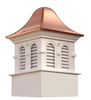 Good Directions Smithsonian Montgomery Vinyl Cupola 30in. square x 50in. high