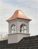 Good Directions Smithsonian Washington Vinyl Cupola 60in. square x 98in. high