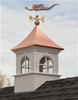 Good Directions Smithsonian Fairfax Vinyl Cupola 60in. square x 99in. high