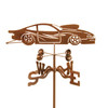 Car-Pro Stock Car Weathervane With Mount
