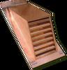 Copper Roof Vent or Dormer - 14x24 Rectangular