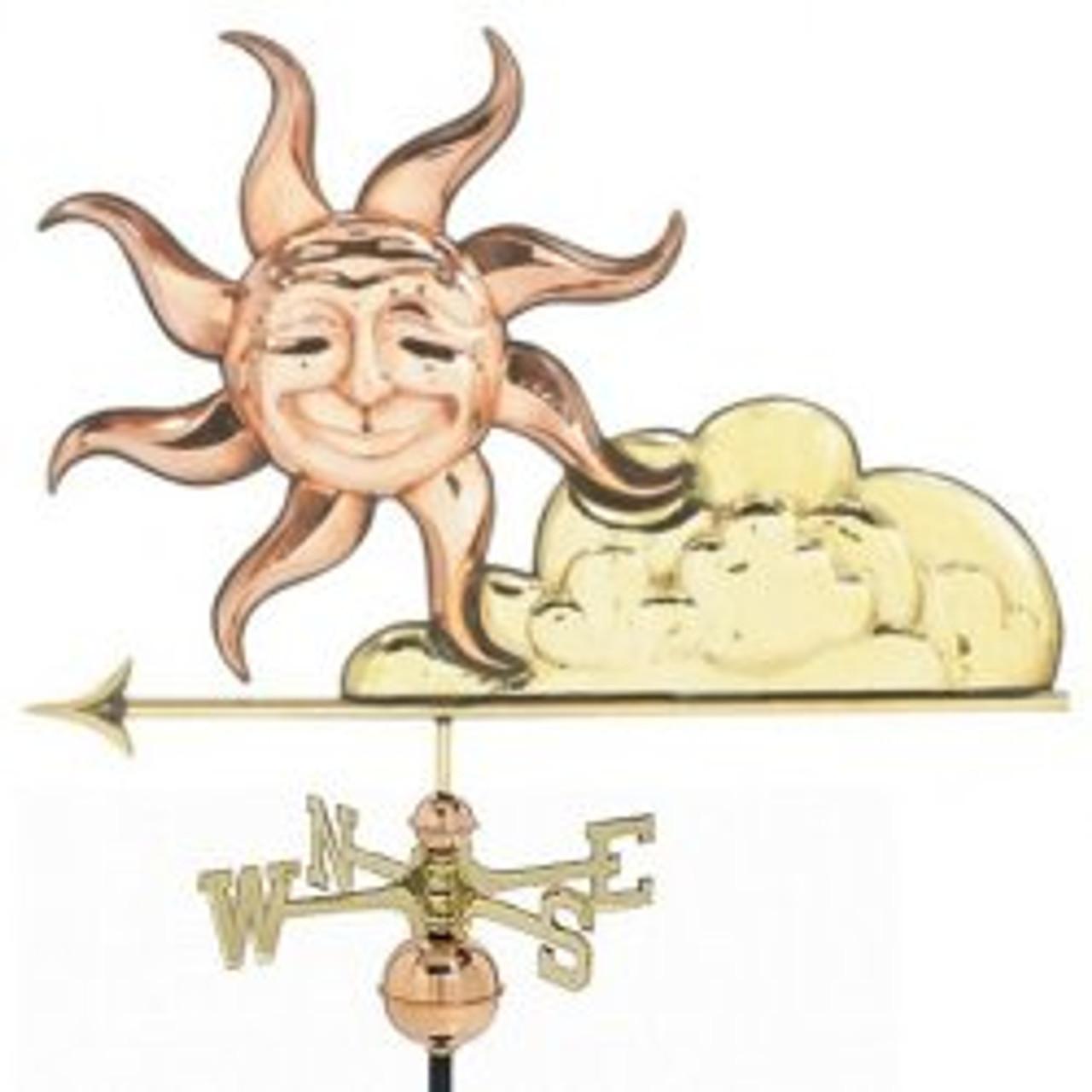 Weathervane - Polished - Sunny Days