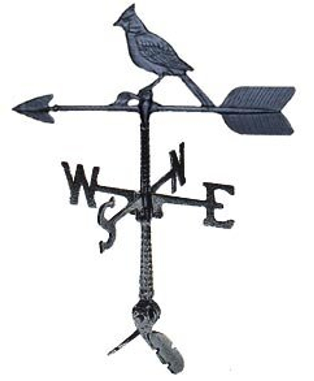 Weathervane: 24in. Cardinal With Mount