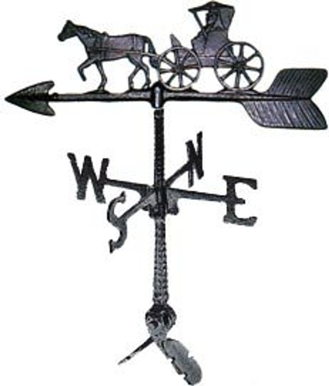 Weathervane: 24in. Country Doctor With Mount