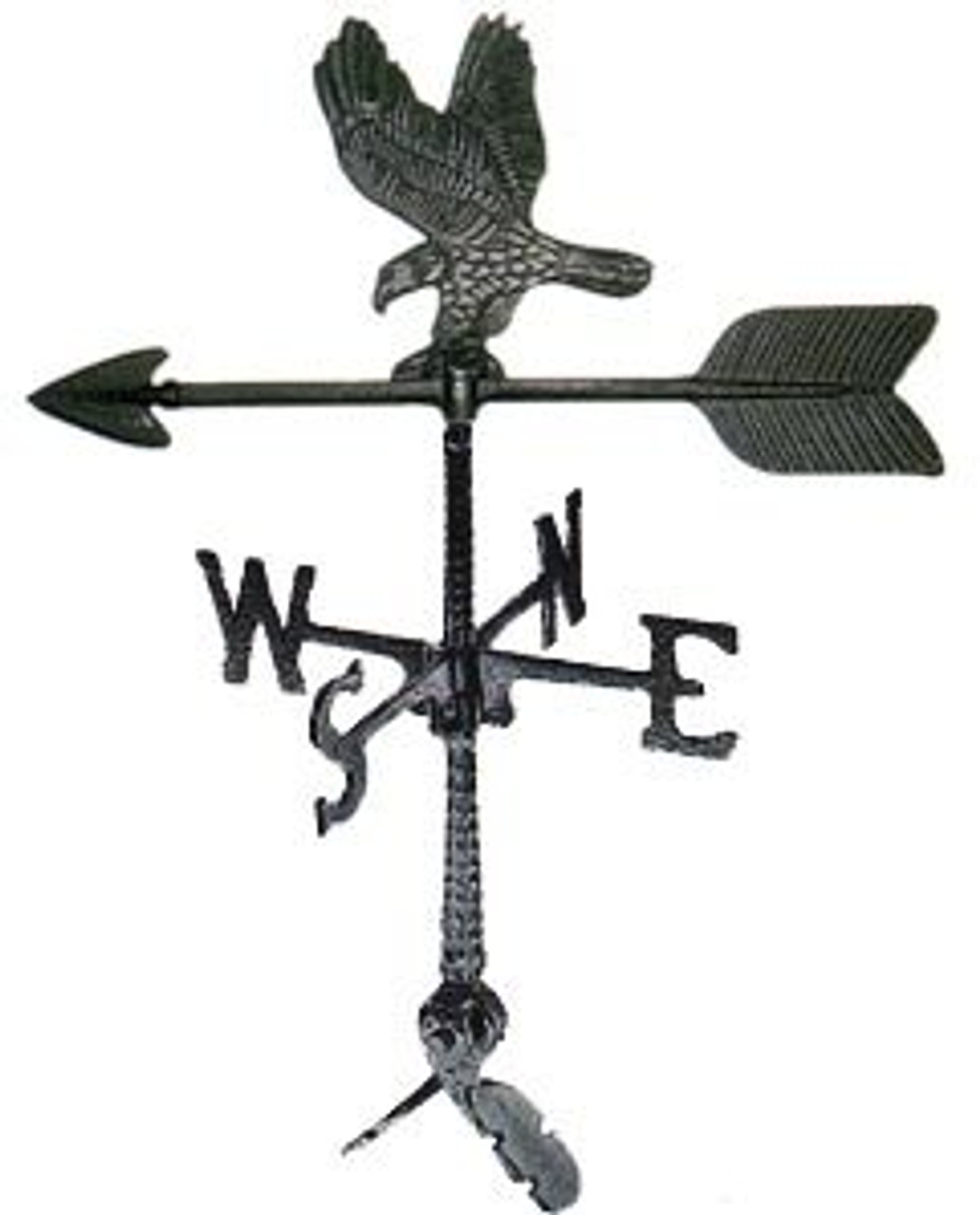 Weathervane: 24in. Eagle With Mount