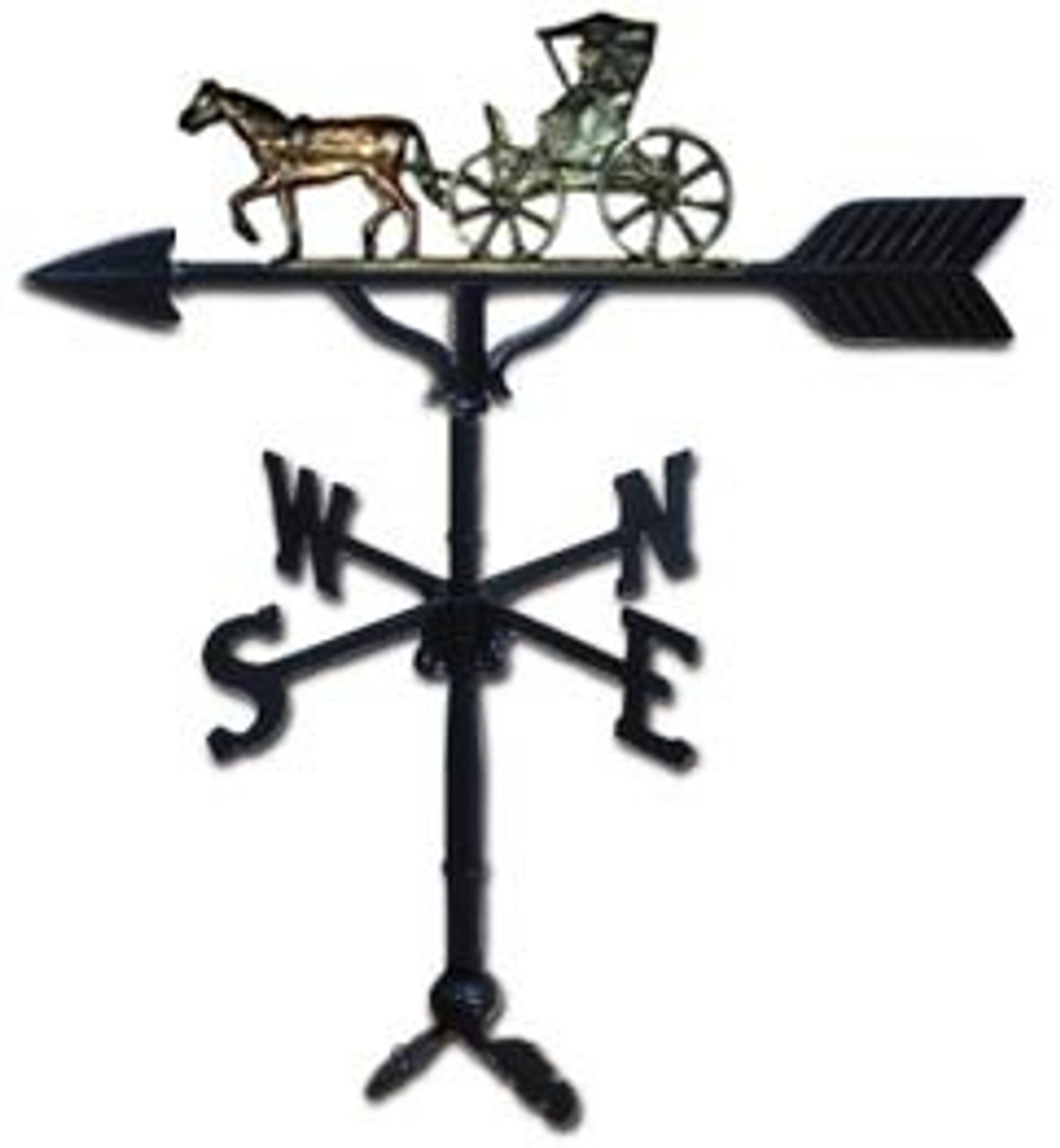 Weathervane: 32in. Country Doctor With Mount