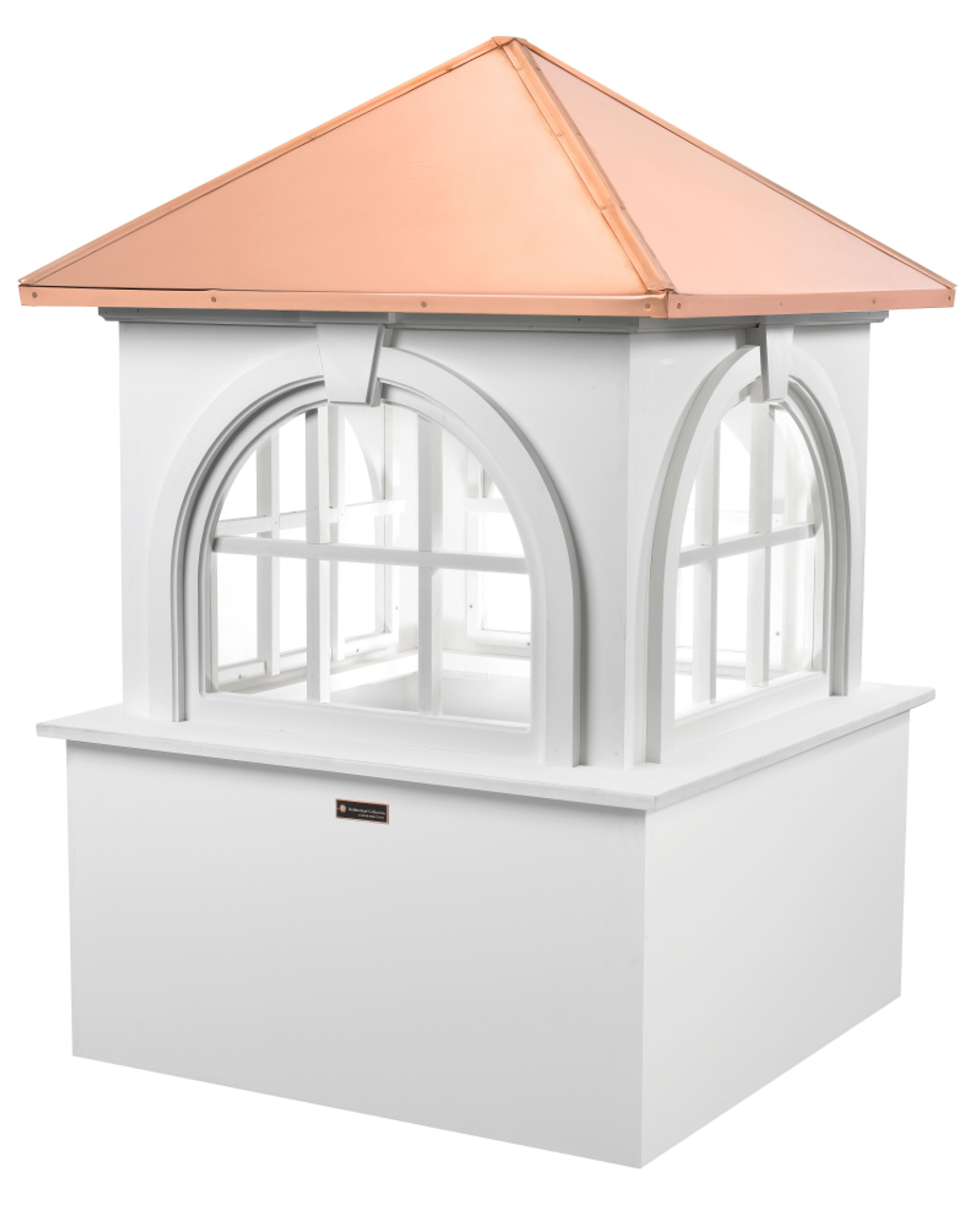 Good Directions Smithsonian Vinyl Arlington Cupola - 60in. square x 88in. high