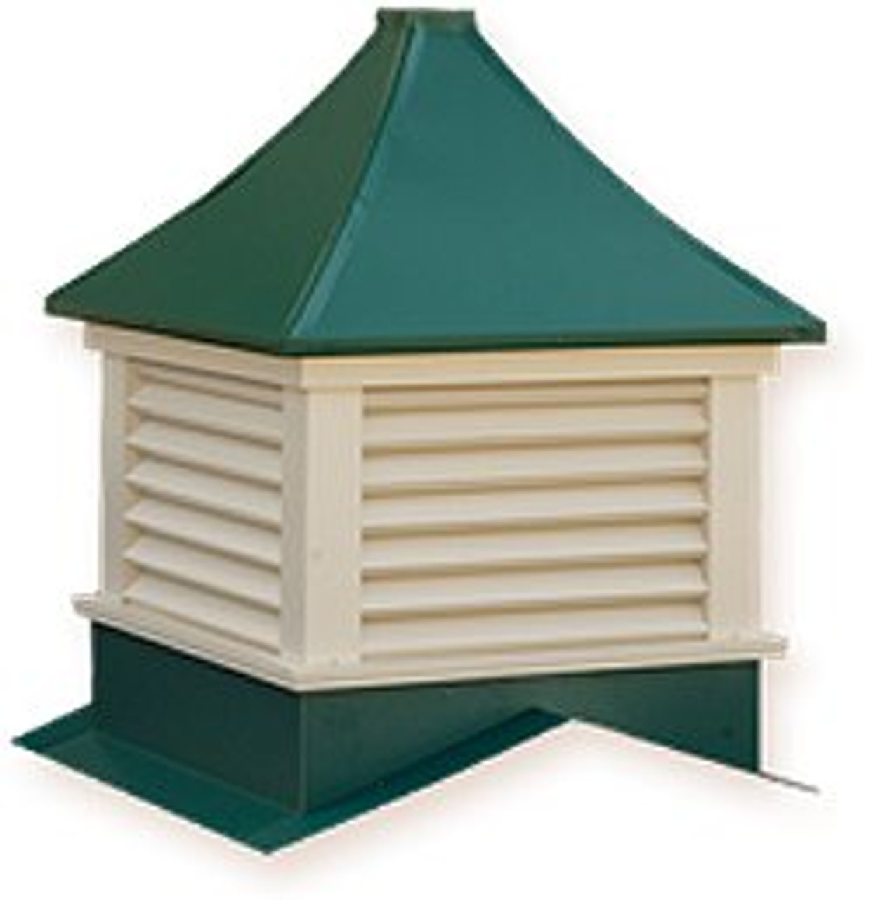 Cupola - Sundance - Franklin - Azek 48 in.Sq. x 67 in. High