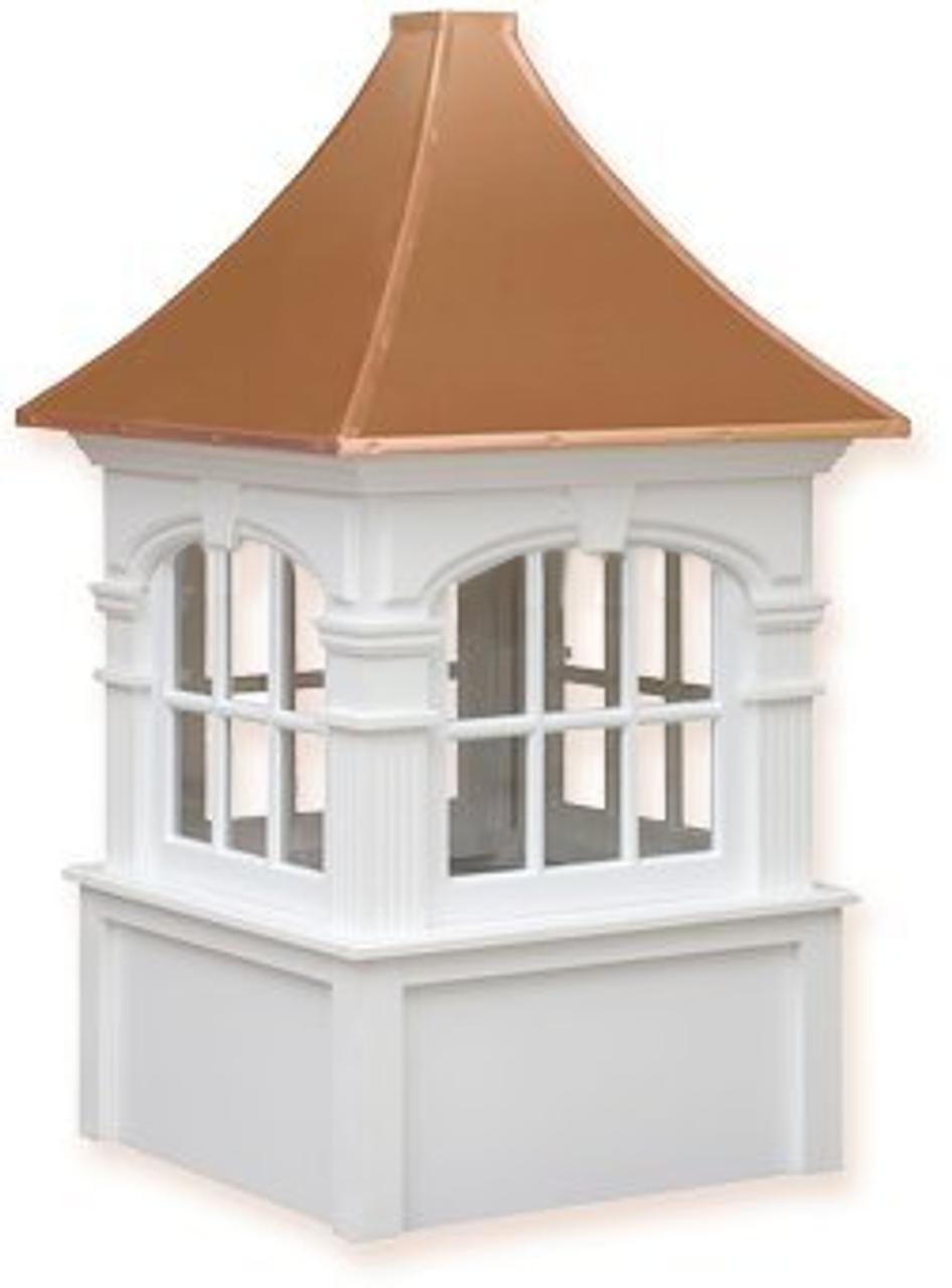 Cupola - Fairfield 48Lx48Wx93H