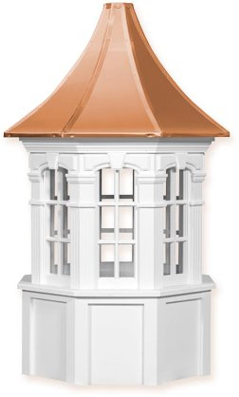 Cupola - Danbury 60Lx60Wx116H