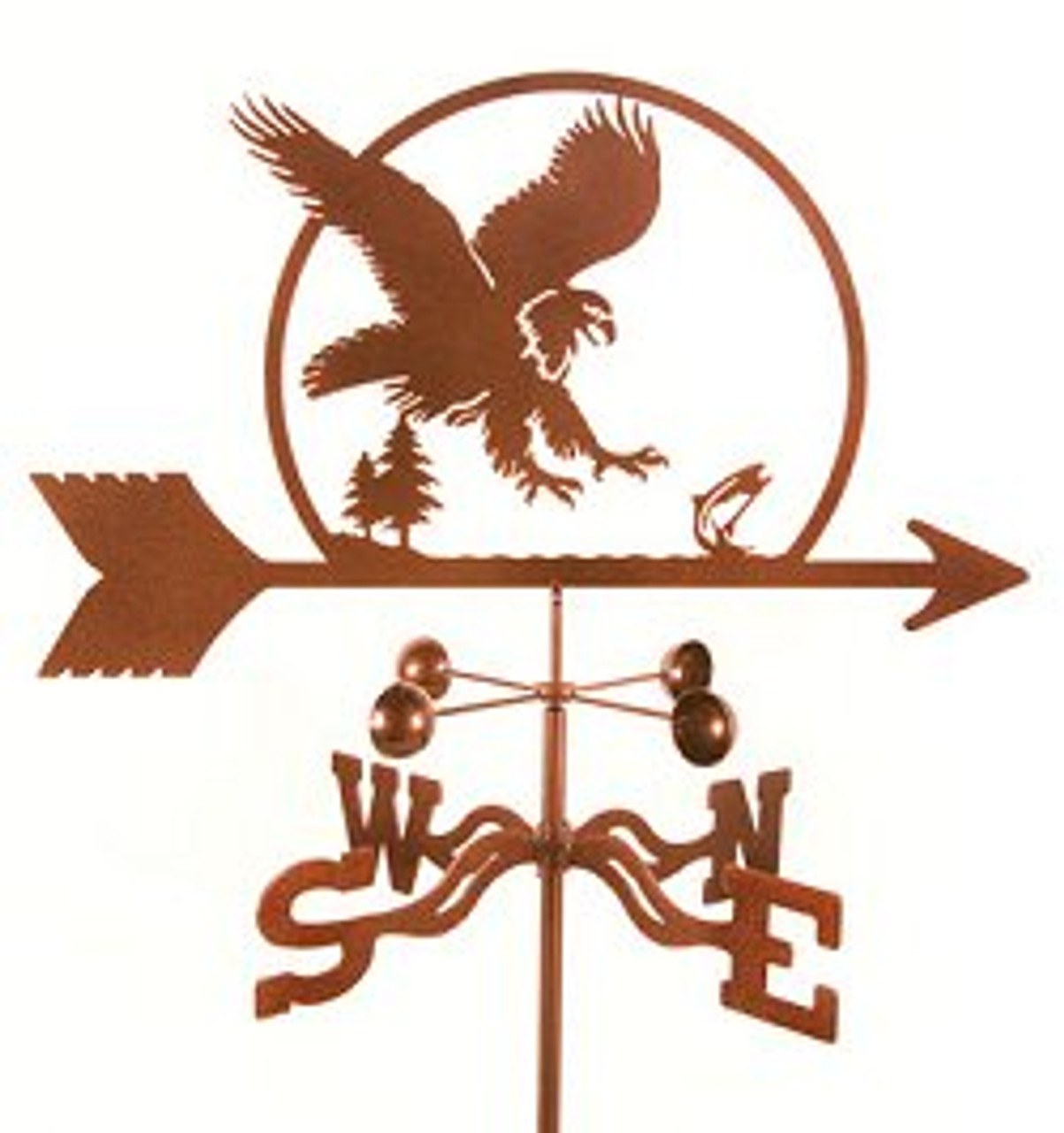 Bird-Eagle Weathervane with mount