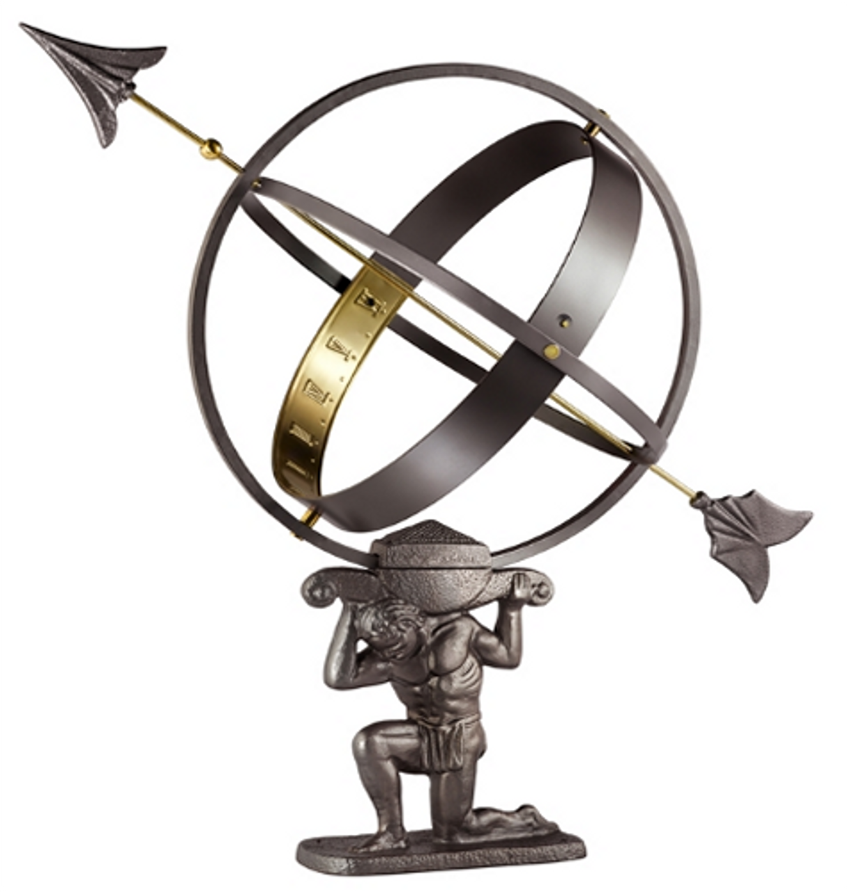 Atlas Armillary Sphere - Armillary Sundial by Good Directions