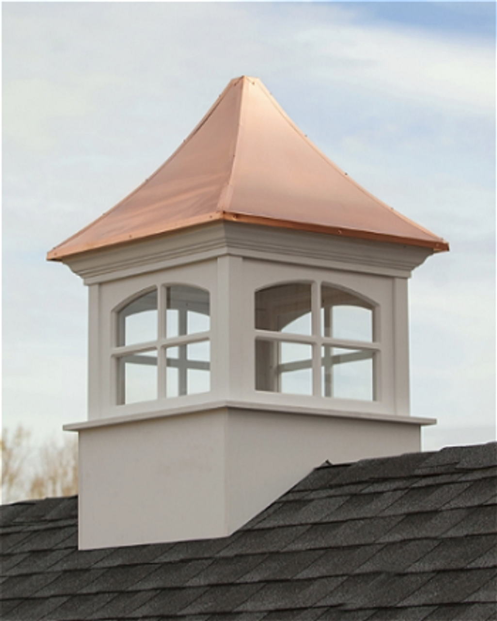 Good Directions Westport Vinyl Cupola 26in. square x 42in. High