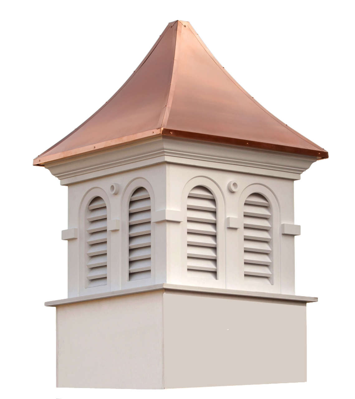 Good Directions Smithsonian Columbia Vinyl Cupola 48in. square x 80in. high
