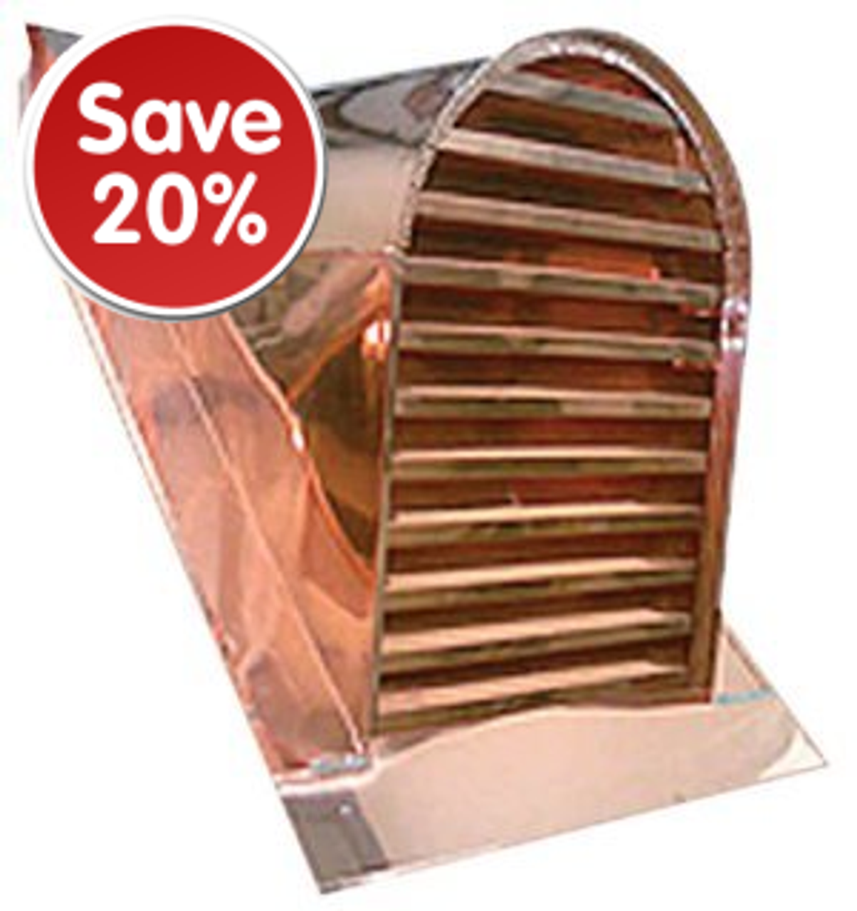 ALL COPPER ROOF VENTS ON SALE!