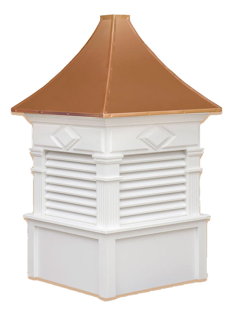 Cupola - Liberty 42Lx42Wx84H