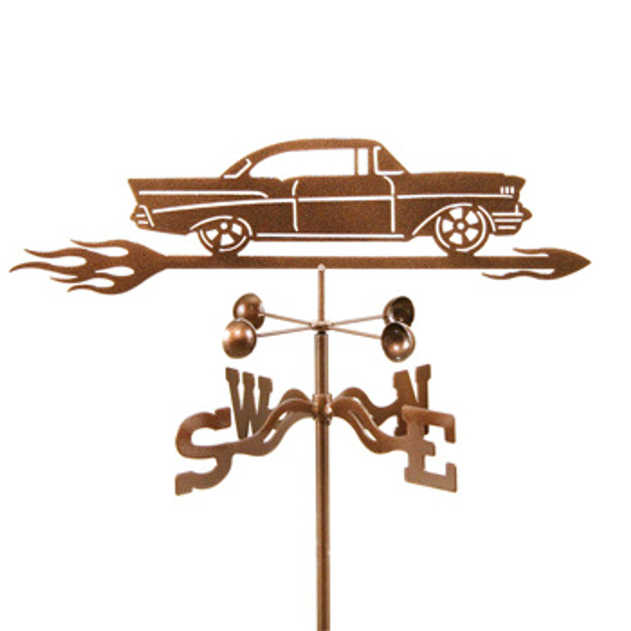 Car-1957 Chevy Weathervane With Mount