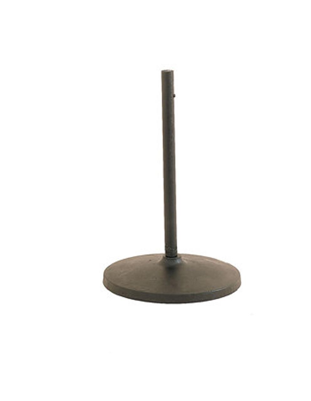 Upper Deck Mount -  Stand (black)