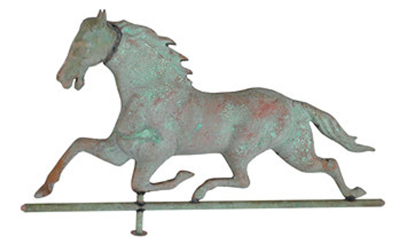 Weathervane - Race Horse Patchen